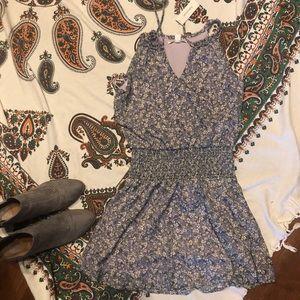 Floral Singe Dress